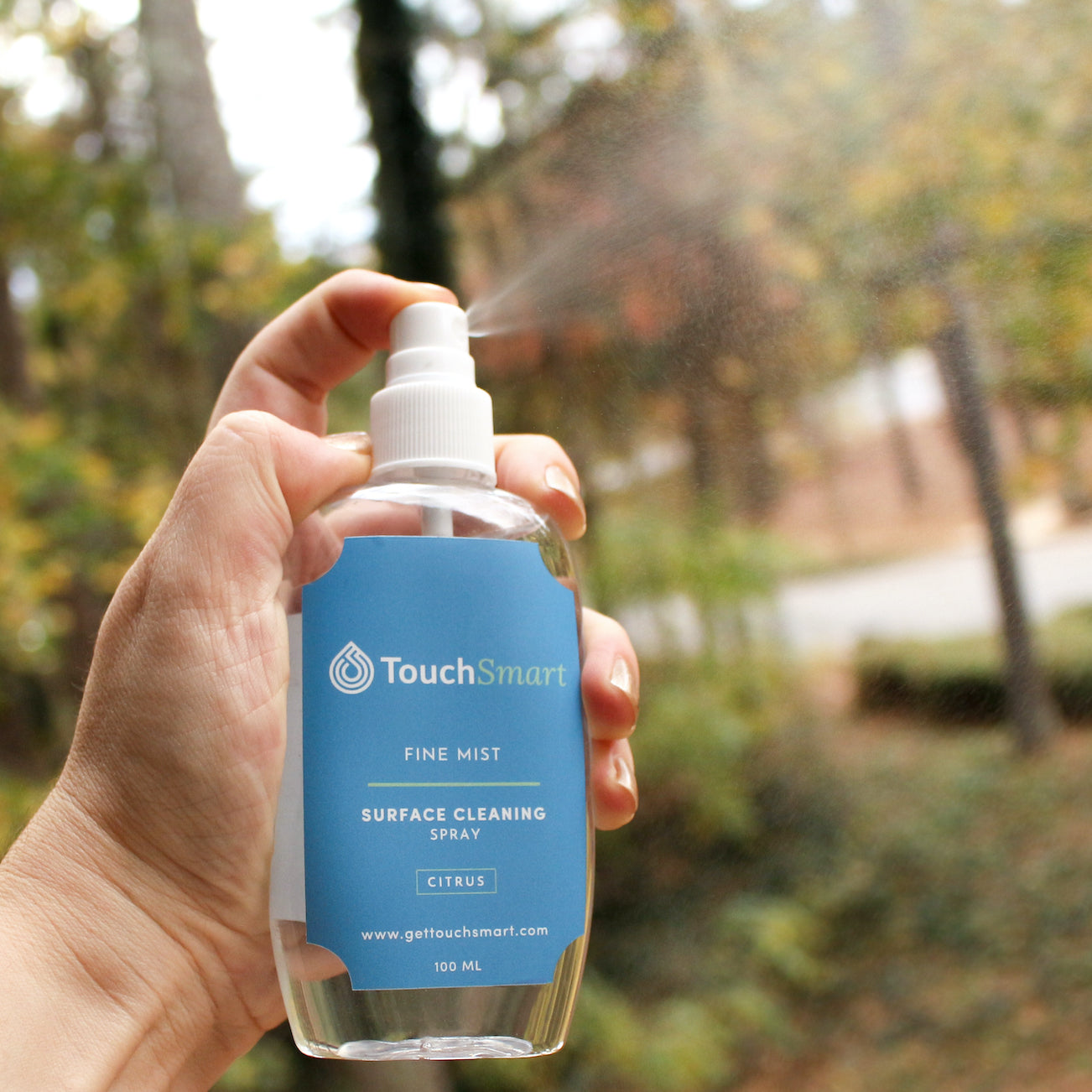 TouchSmart Multi-Surface Cleaner