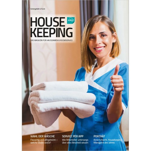 Housekeeping Magazin 2015