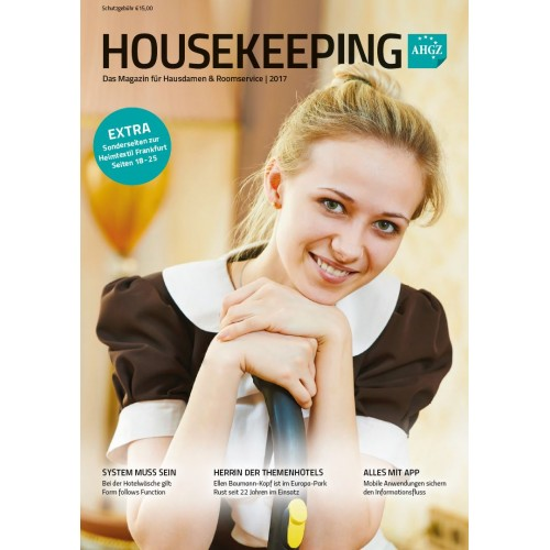 Housekeeping Magazin 2017