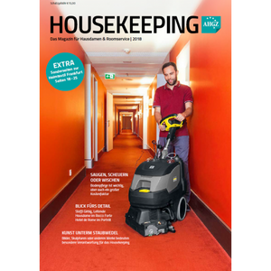 Housekeeping Magazin 2018