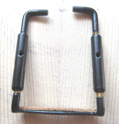 Viola-brackets-standard black-alloy