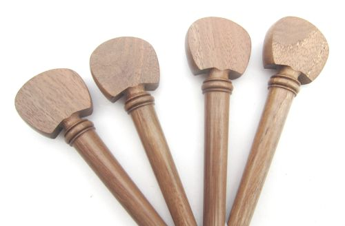 cello pegs-English-Teak