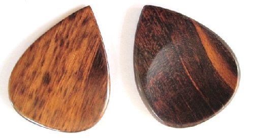 Guitar picks-Snakewood