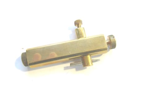 Violin/viola/cello/bass purfling channel cutter