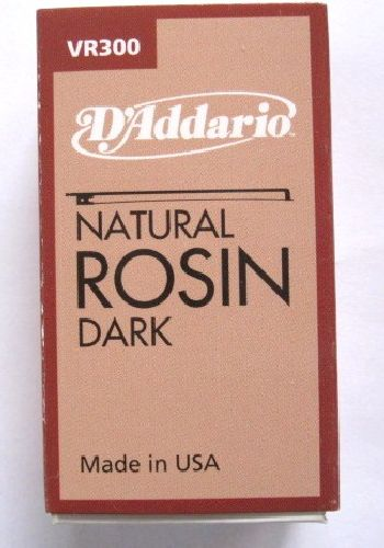 Violin/viola/cello Rosin-D'Addario-VR300