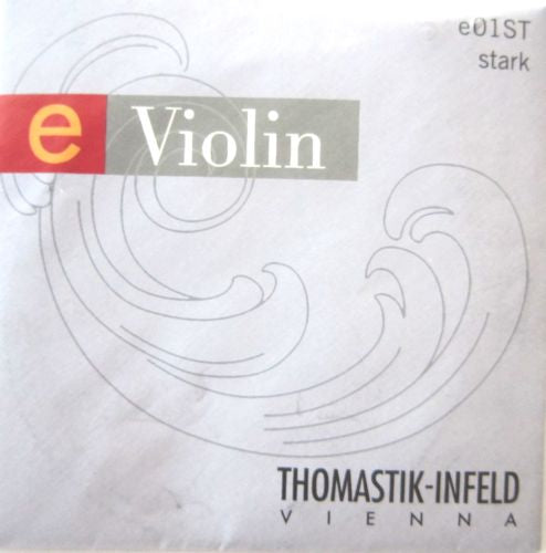 Violin strings-Thomastik Infeld- E string-Stark-removable ball