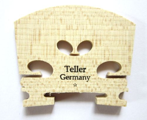 Violin bridge-Teller-Germany-1 star