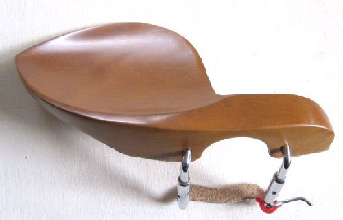 Viola chinrest- Guarneri-Boxwood