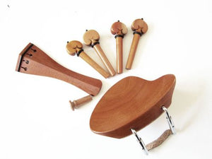 Violin fitting set- Pernambuco
