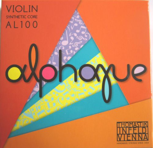 Violin strings-Alphayue-Thomastic Infeld