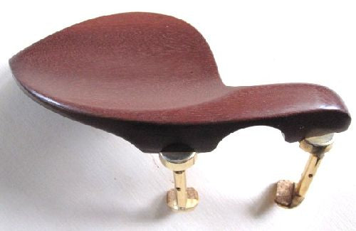 "Viola chinrest- Guarneri-""Crabwood""-Hill gold"