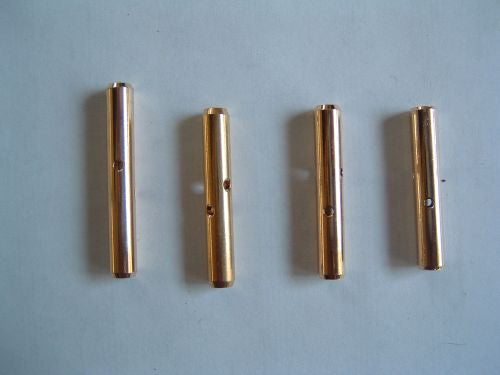 Viola-brackets-replacement barrels-gold