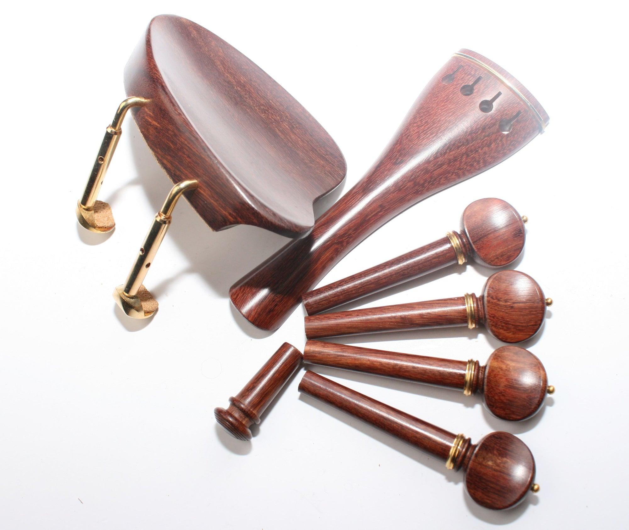 Viola fitting set-Tetul-gold