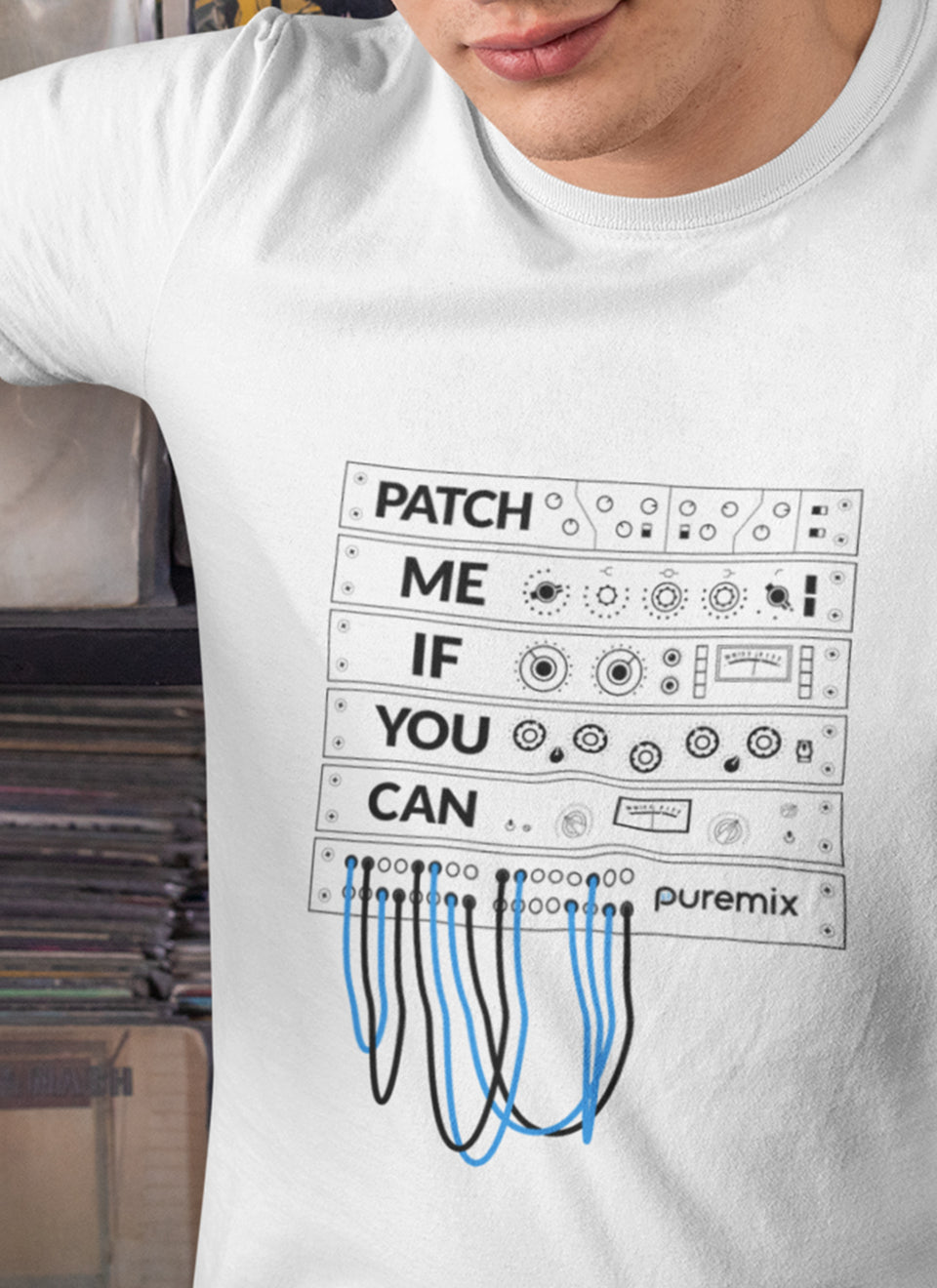 Patch Me If You Can