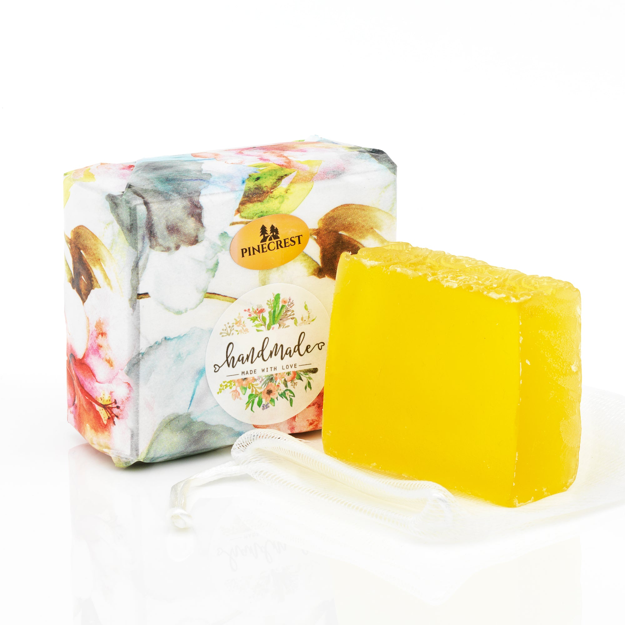 Cucumber and Aloe Vera Soap with Carrot Seed Oil, Patchouli, Tea Tree and Bergamot