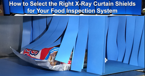 How to Select X-ray Curtain Shields for Your Food Inspection System