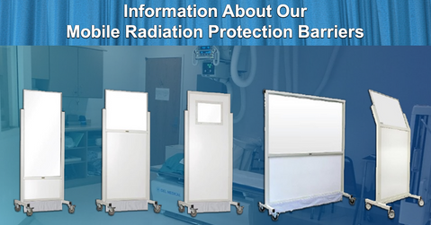 Information About Our Mobile Radiation Protection Barriers