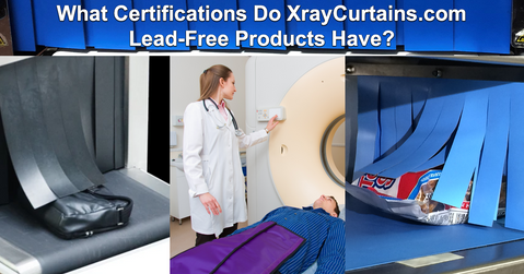 Radiation Protection Product Certifications