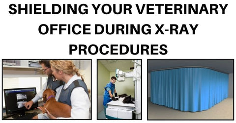 SHIELDING YOUR VETERINARY OFFICE DURING X-RAY PROCEDURES