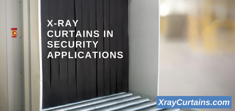 X-Ray Curtains in Security Applications