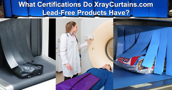 What certifications do xraycurtains.com lead-free products have