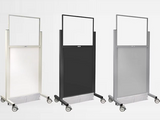 mobile lead barrier color options