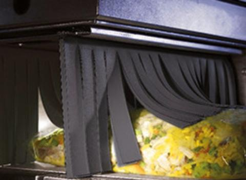 Food Contact (EC) 1935/2004 Compliant Xray Curtain Shielding