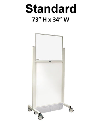 Mobile Lead Radiation Protection X-Ray Shielding Barriers