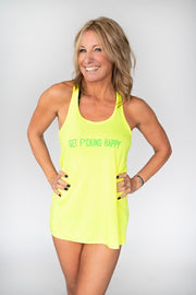 Get F*cking Happy Tank Top!