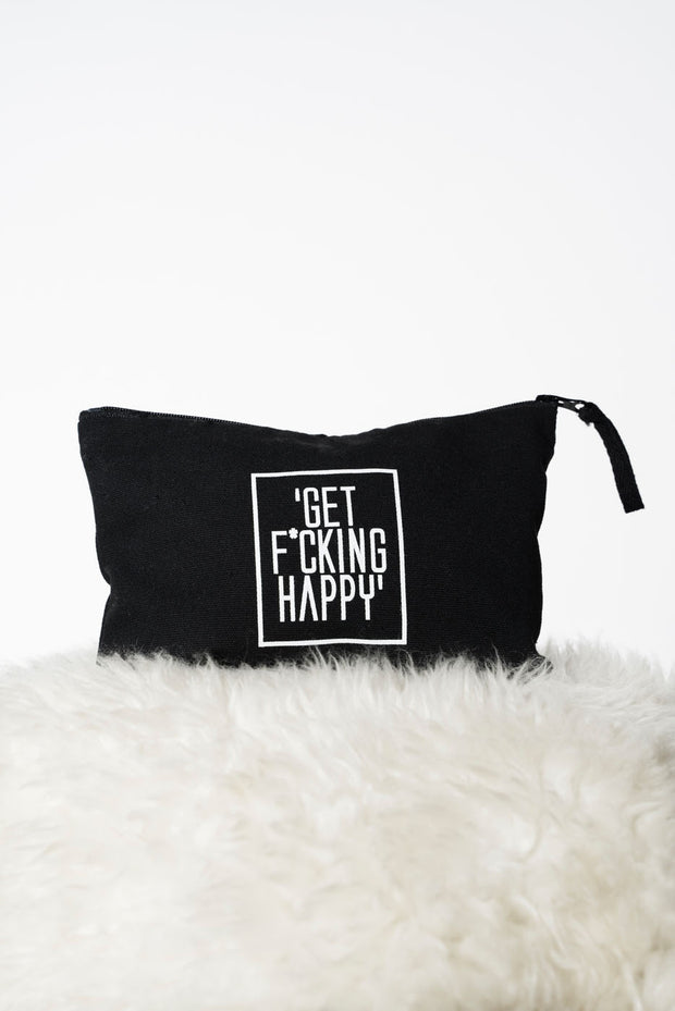 Get F*cking Happy Small Bag!