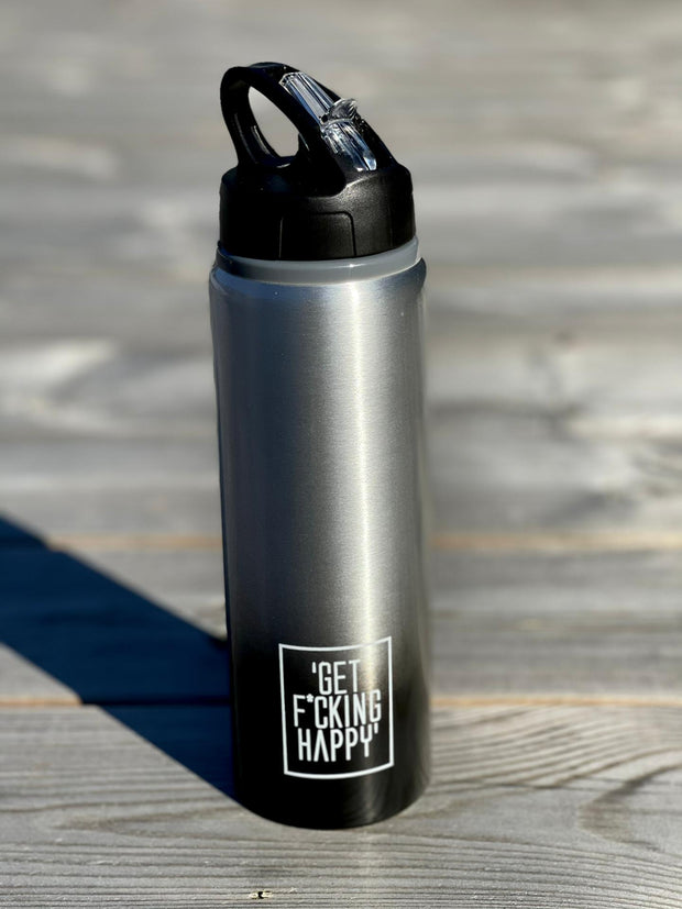 New! Get f*cking Happy Bottle!