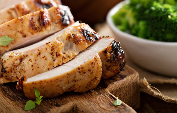 Maple country mustard makes a delicious glaze on roasted meats