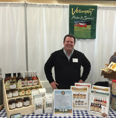 Casually Gourmet at the Vermont Food Matchmaker show