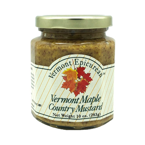 Maple Country Mustard