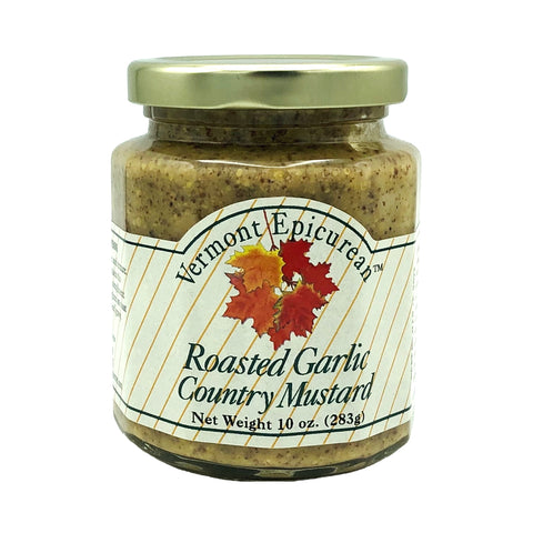Roasted Garlic Mustard