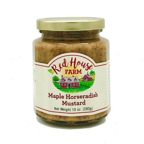Red House Farm - Maple Horseradish Mustard