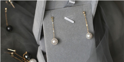 Classic Vintage Gold Plated Pearl Drop Earring