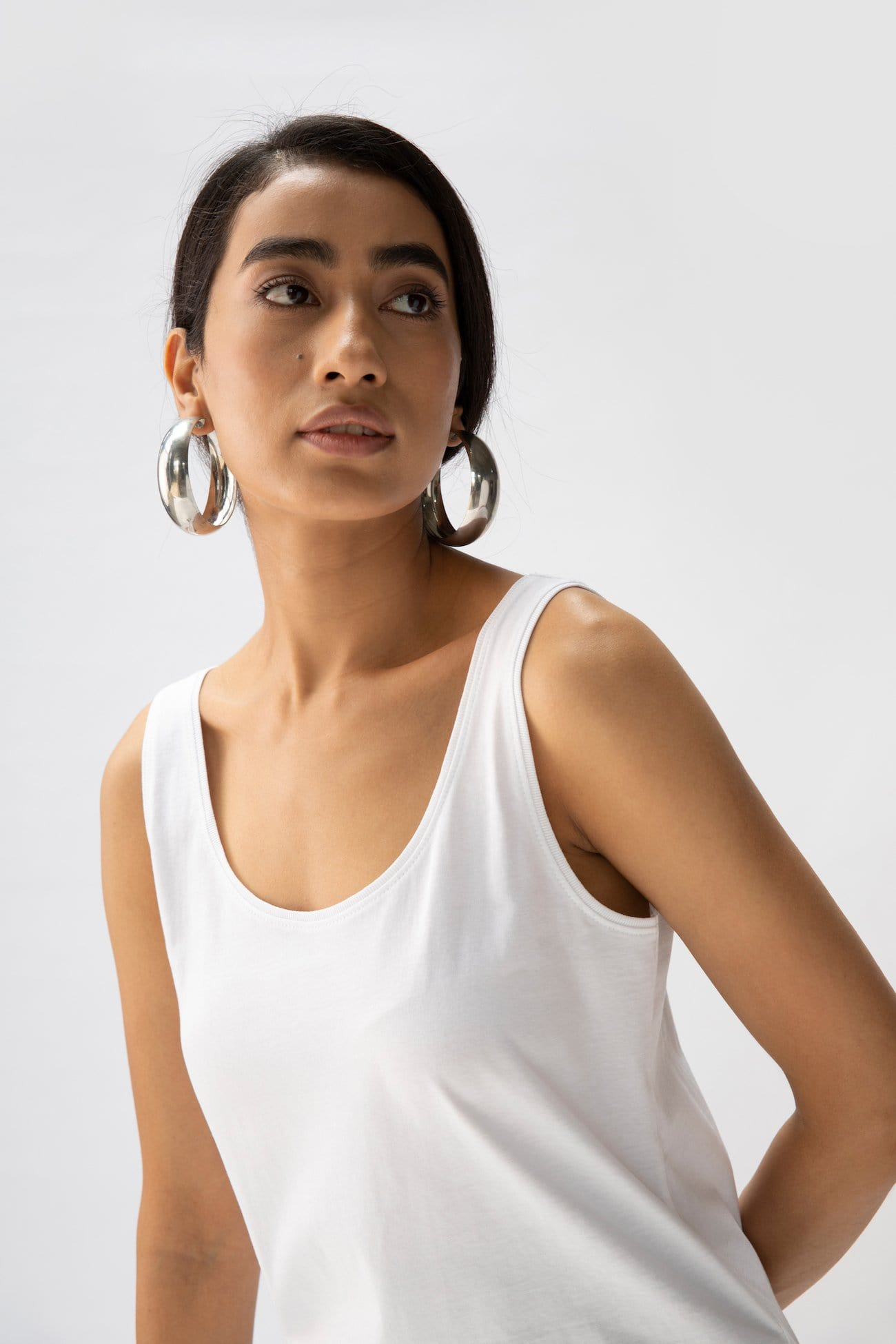Camisole T-Shirt > White