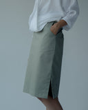 Future is Femme Skirt | Grey