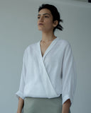 Samurai Top | White