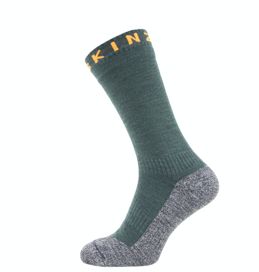 Waterproof Soft Touch Mid Length Socks