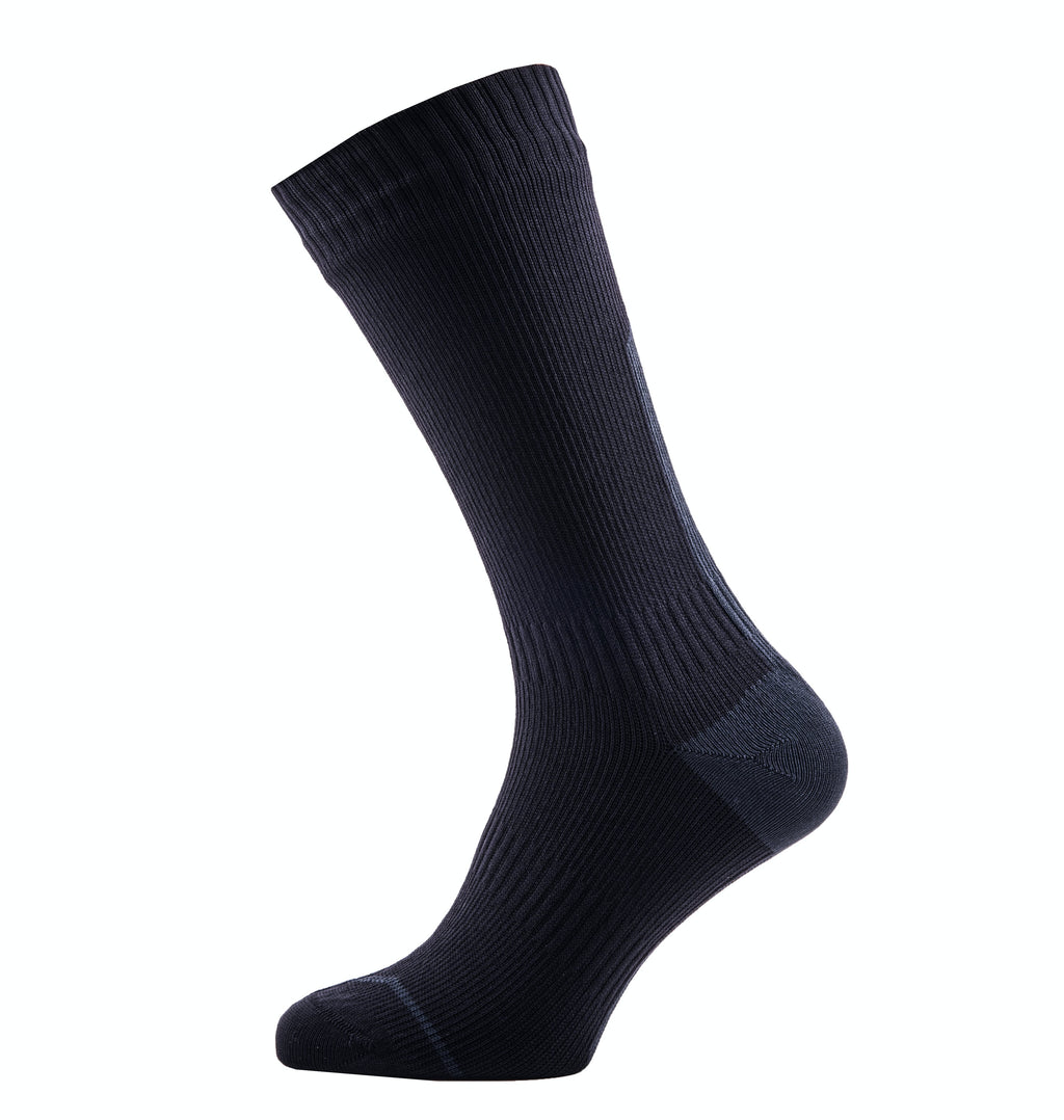 Waterproof Road Thin Mid Socks with Hydrostop - DISCONTINUED