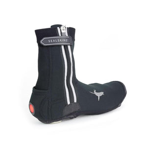 All Weather LED Cycle Overshoe