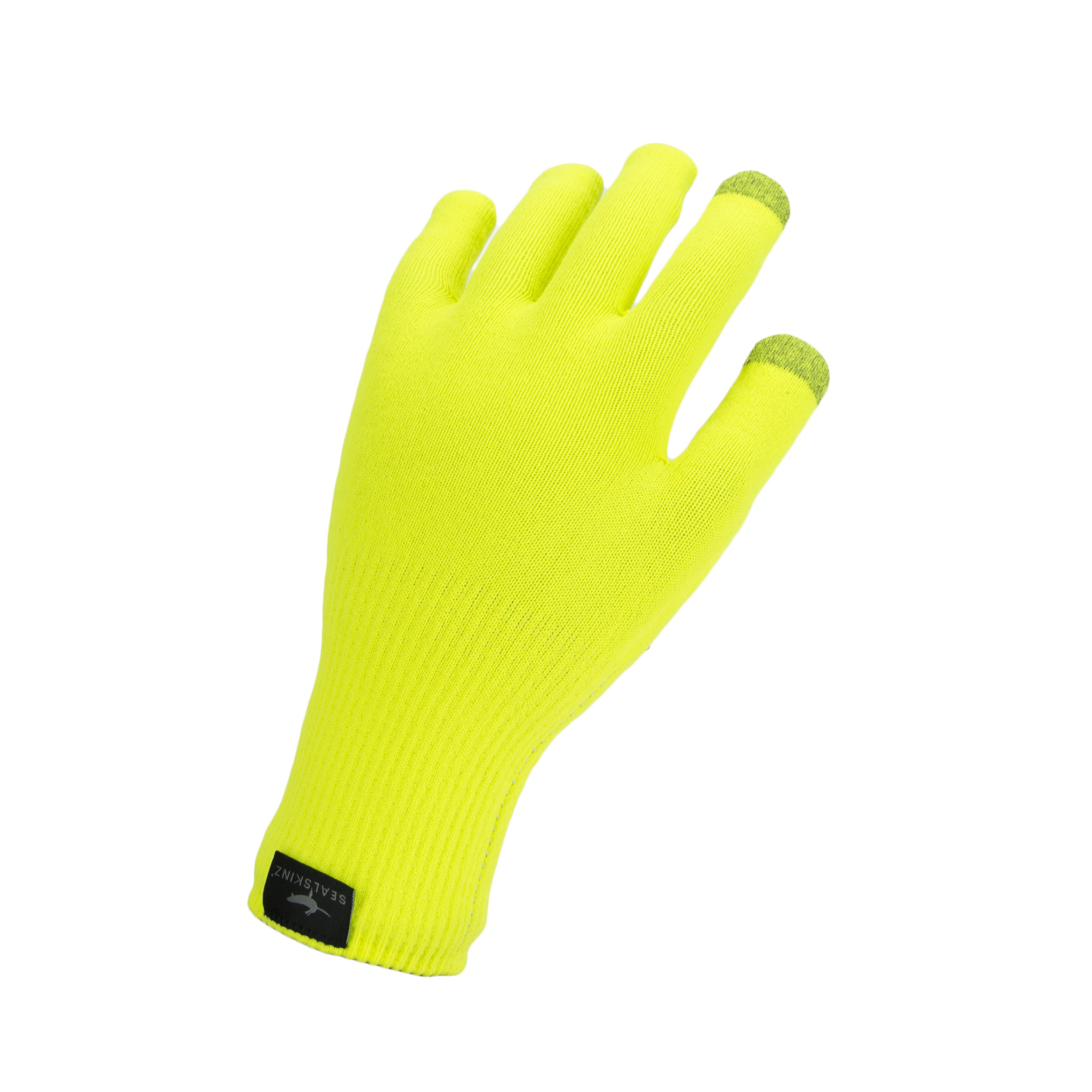 Waterproof All Weather Ultra Grip Knitted Glove