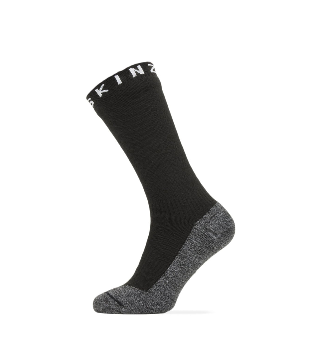 Waterproof Warm Weather Soft Touch Mid Length Sock