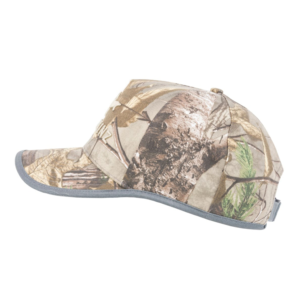 Waterproof All Weather Camo Cap