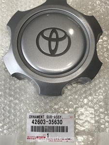 42603-35630 TOYOTA ORNAMENT SUB-ASSY, WHEEL HUB - JP-CARPARTS