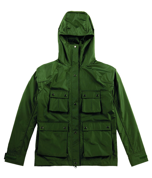 M's Military Style Weather Proof Jacket-Green