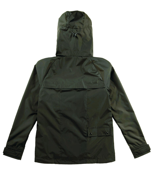 M's Military Style Weather Proof Jacket-Tan