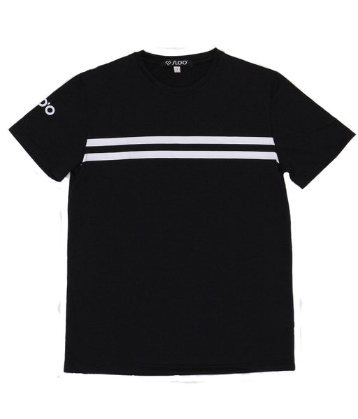 M'S SLO'O Antibacterial Cycling T-Shirt - Black